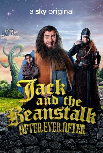 Jack and the Beanstalk: After Ever After Poster