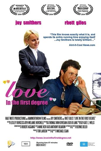 Love in the First Degree Poster