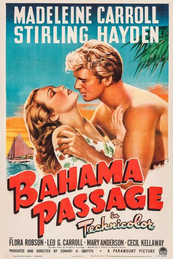 Bahama Passage Poster