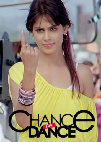 Chance Pe Dance Poster