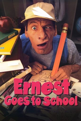Watch Ernest Goes to School