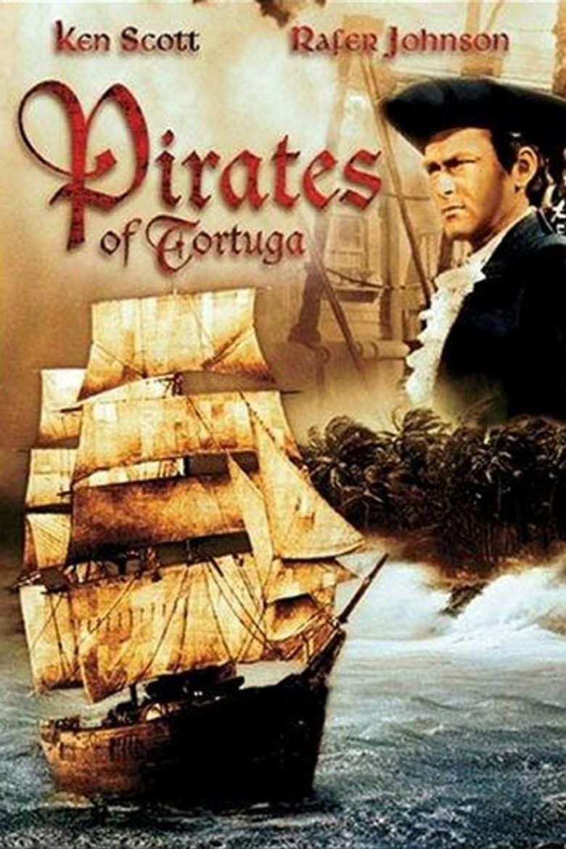 Pirates of Tortuga Poster