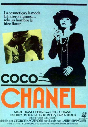Chanel Solitaire Poster