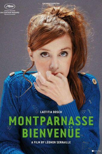 Montparnasse Bienvenüe Poster