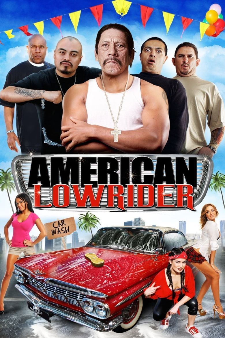 American Lowrider Poster