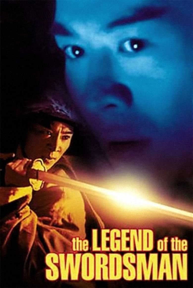 The Legend of the Swordsman Poster