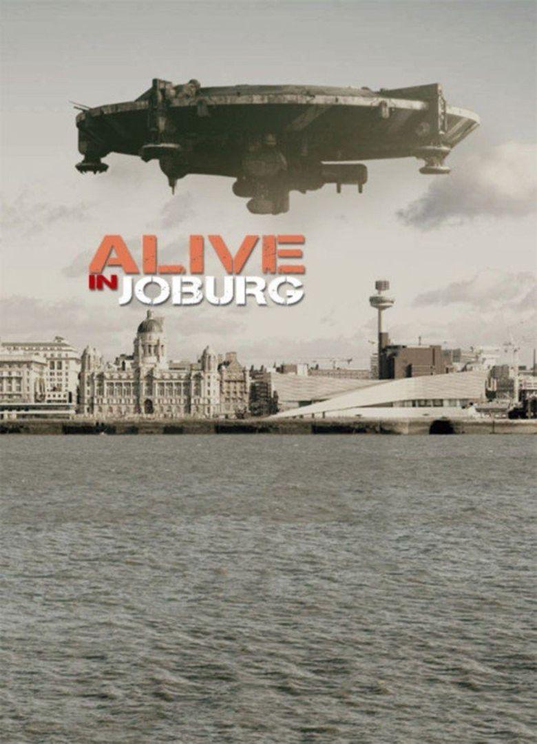 Alive in Joburg Poster