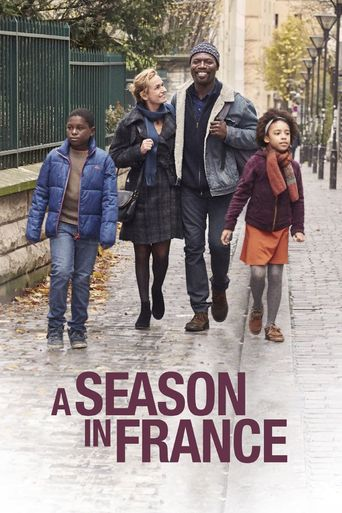 A Season in France Poster