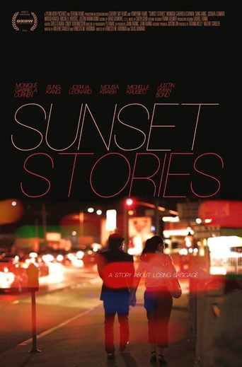 Sunset Stories Poster