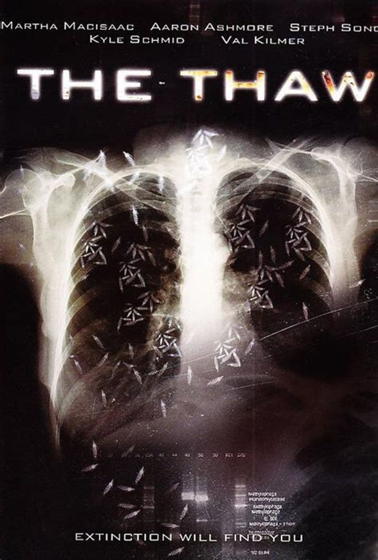 The Thaw Poster