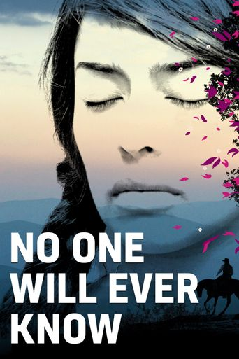 No One Will Ever Know Poster