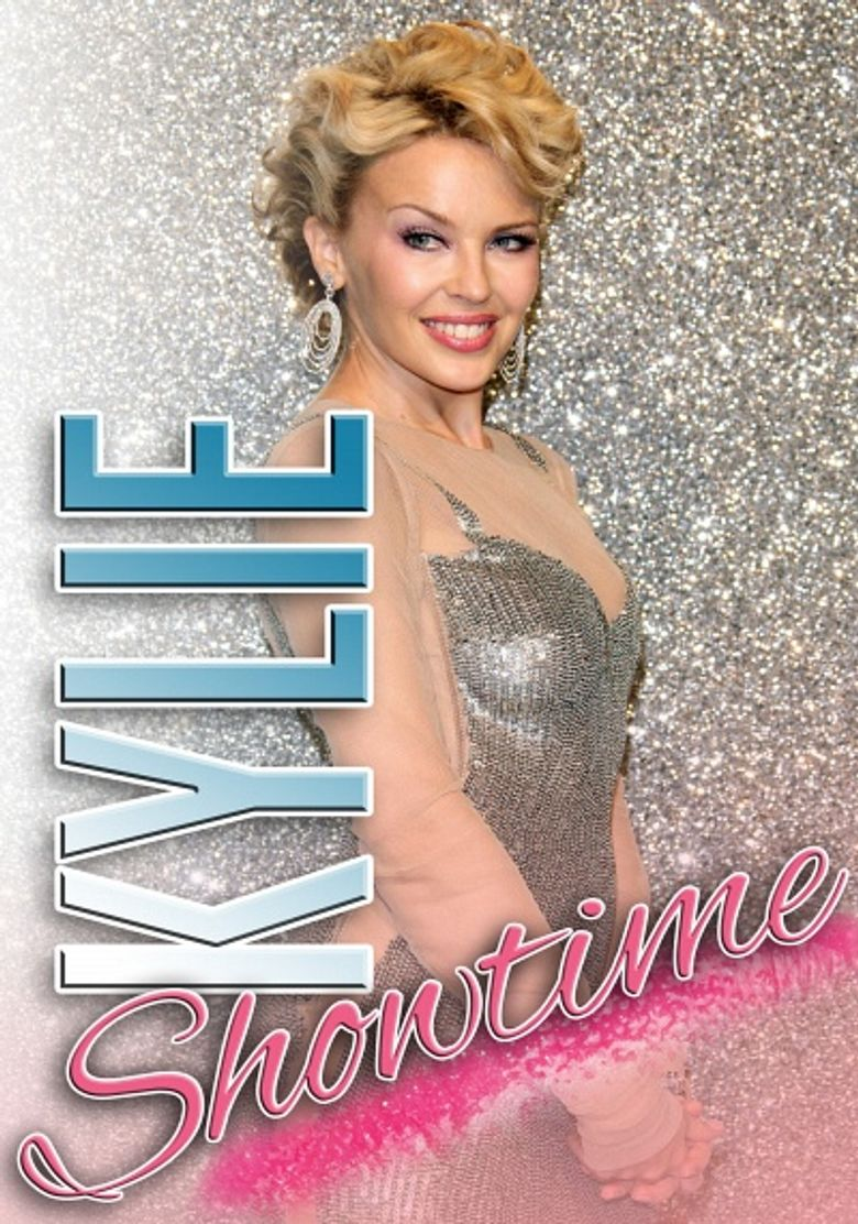 Kylie Minogue: Showtime Poster