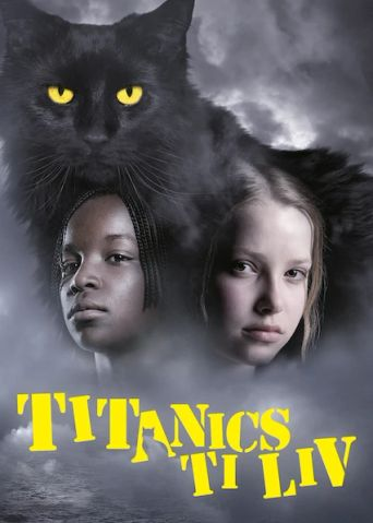 The Ten Lives of Titanic the Cat Poster