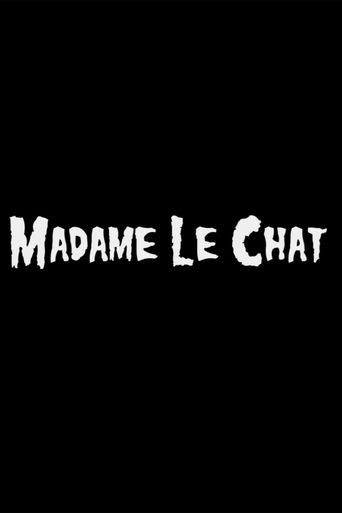 Madame Le Chat Poster