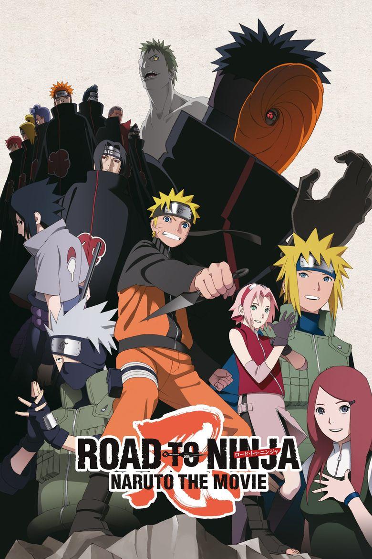 Naruto Shippuden the Movie: Road to Ninja Poster