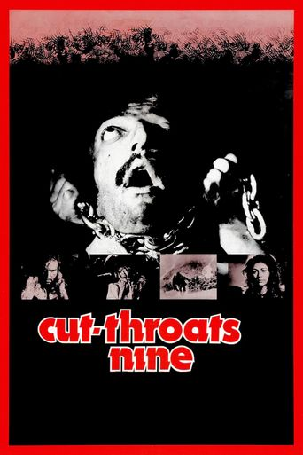 Cut-Throats Nine Poster