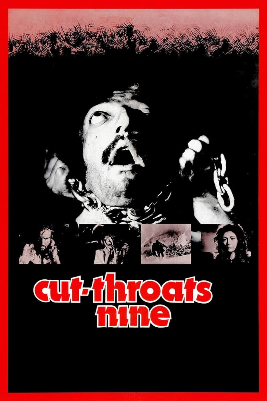 Cut-Throats Nine Poster