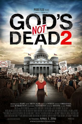 God's Not Dead 2 Poster