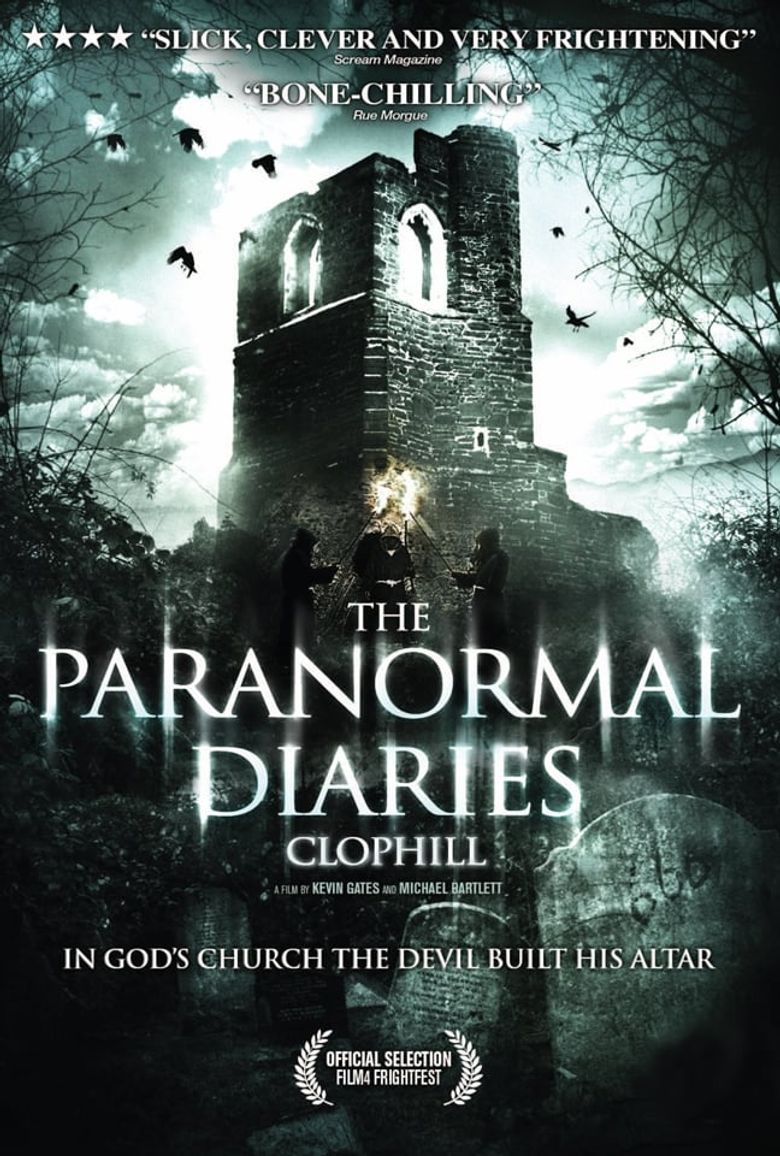 The Paranormal Diaries: Clophill Poster