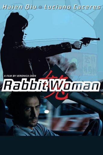 Rabbit Woman Poster
