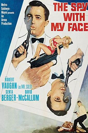 The Spy with My Face Poster