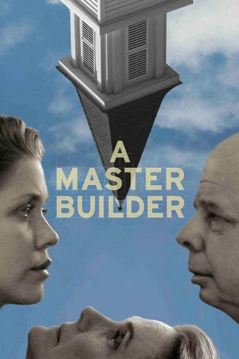 A Master Builder Poster