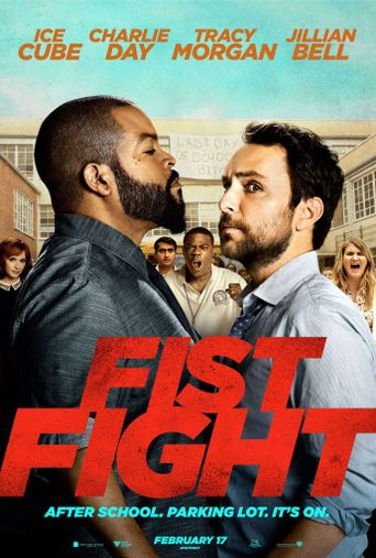 Fist Fight Poster