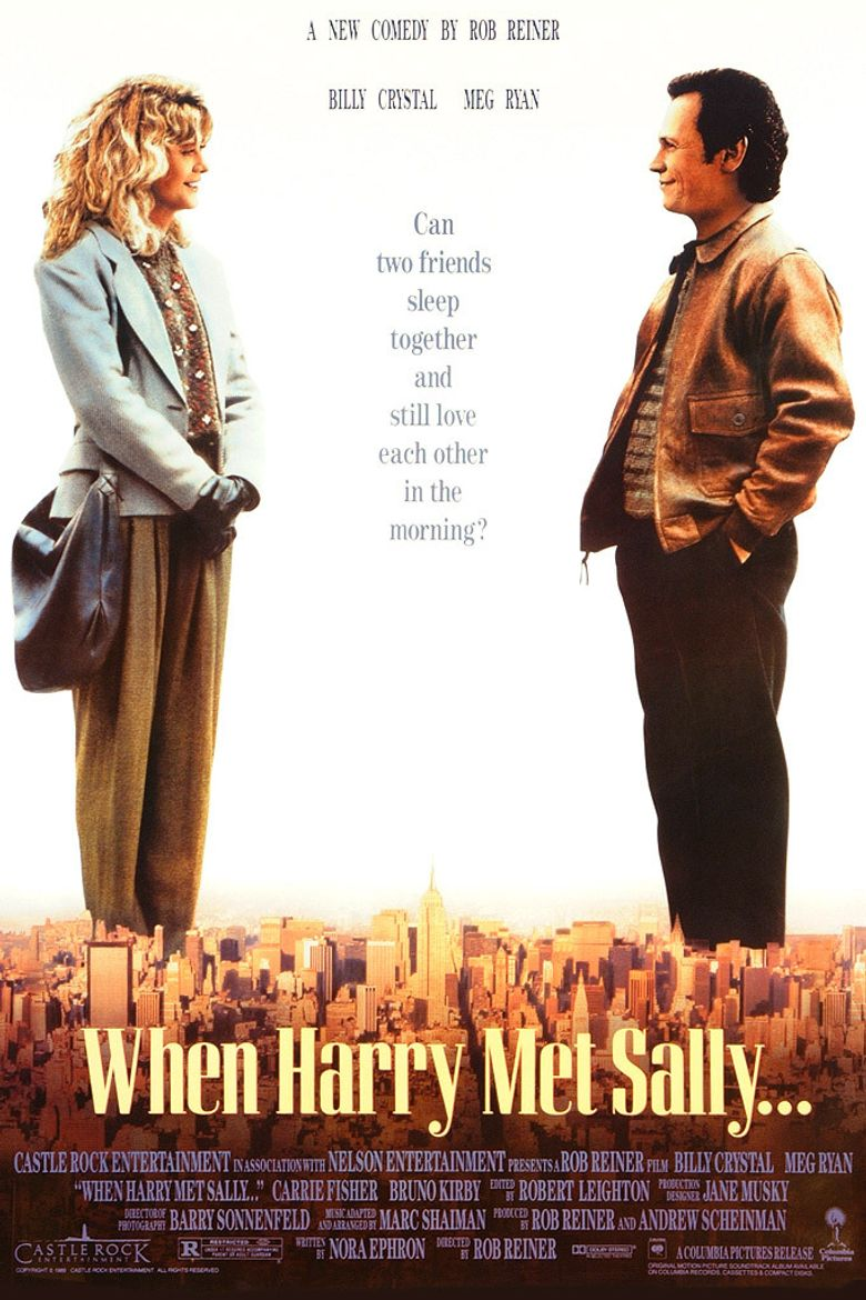 When Harry Met Sally... Poster
