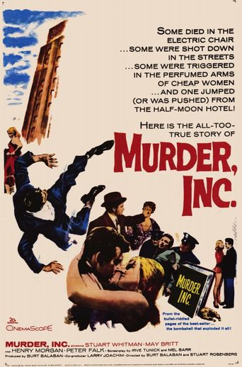 Watch Murder, Inc.
