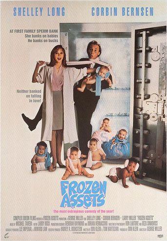Frozen Assets Poster