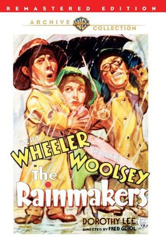 The Rainmakers Poster
