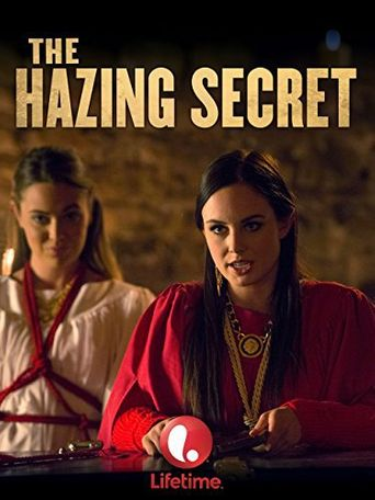 The Hazing Secret Poster