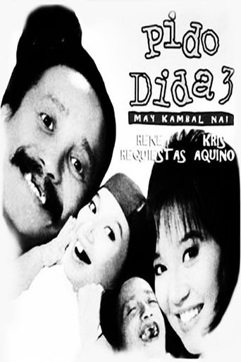 Pido Dida 3: May kambal na Poster