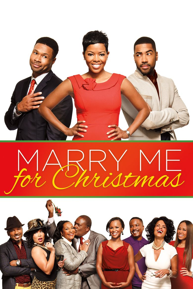 Marry Me For Christmas Poster