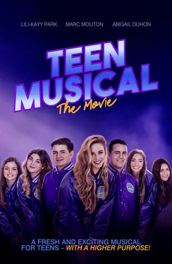 Teen Musical: The Movie Poster