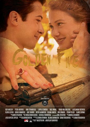 Golden Five Poster