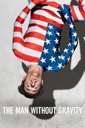 The Man Without Gravity Poster