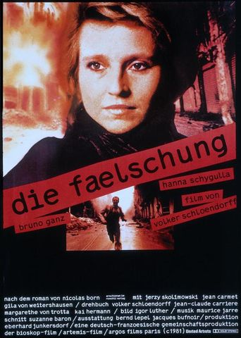 Circle of Deceit Poster