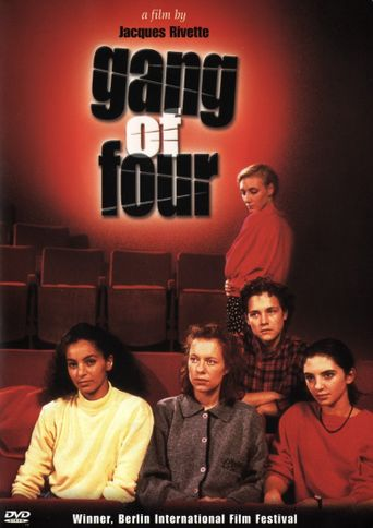 Gang of Four Poster