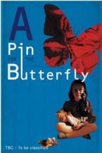 A Pin for the Butterfly Poster