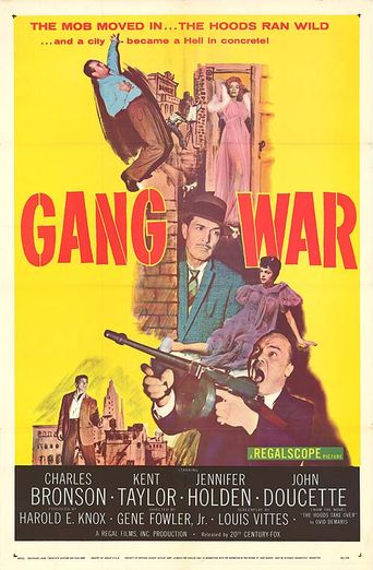 Gang War Poster