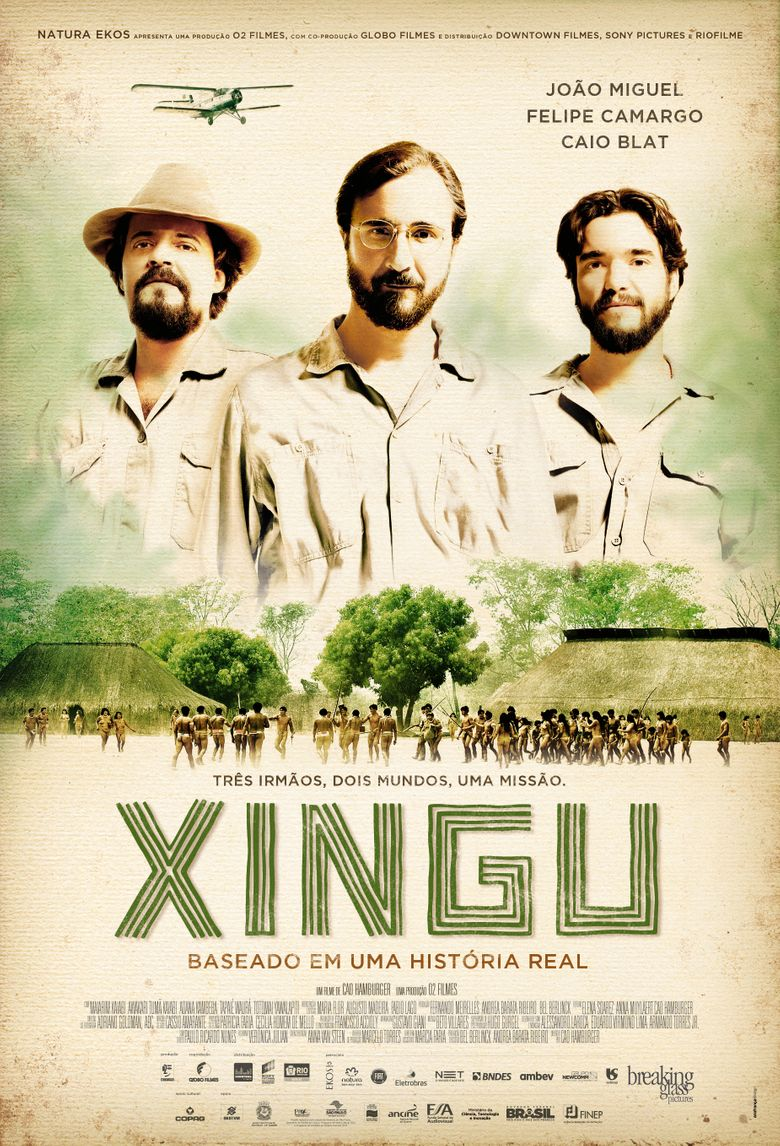 Xingu Poster
