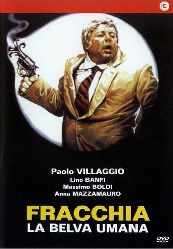 Fracchia The Human Beast Poster