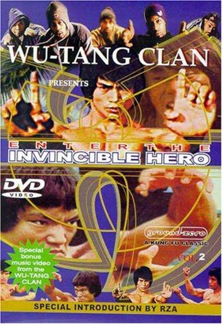 Enter the Invincible Hero Poster