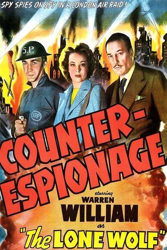 Counter-Espionage Poster