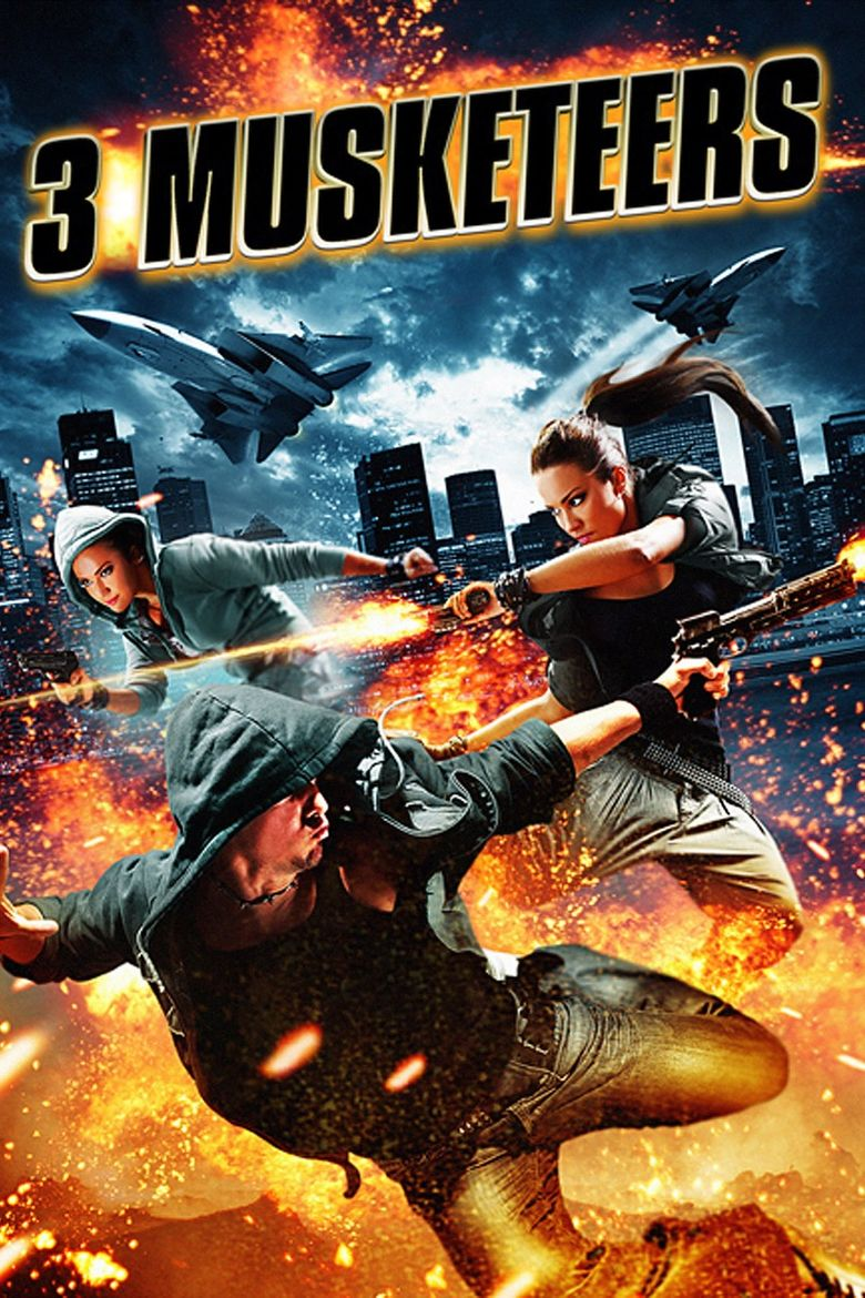 Watch 3 Musketeers