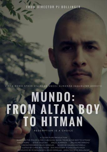 Mundo: From Altar Boy to Hitman Poster