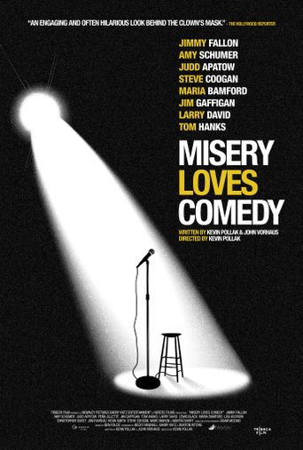 Watch Misery Loves Comedy