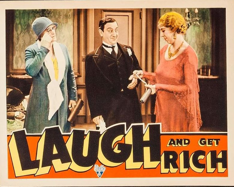 Laugh and Get Rich Poster