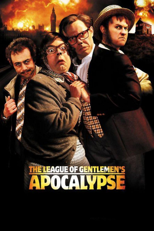 The League of Gentlemen's Apocalypse Poster